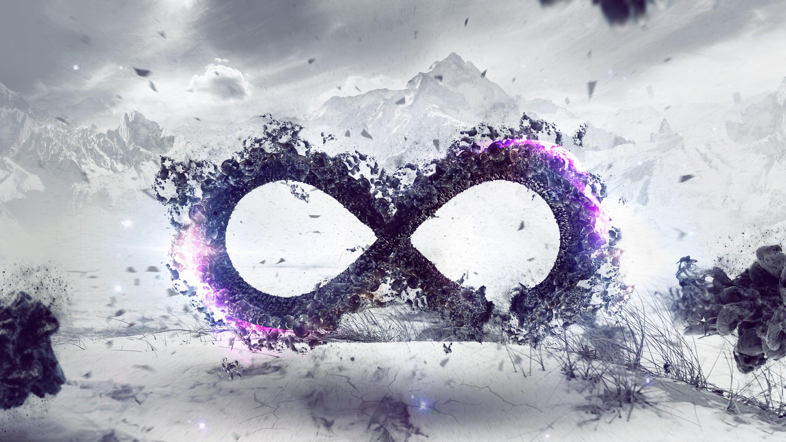infinity symbol wallpapers