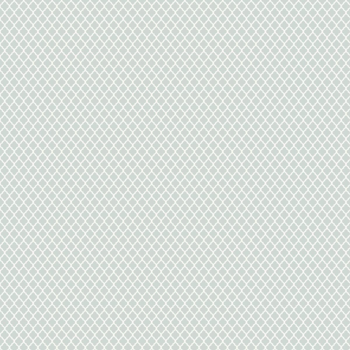 1200x1200px Gray Quatrefoil Wallpaper Wallpapersafari
