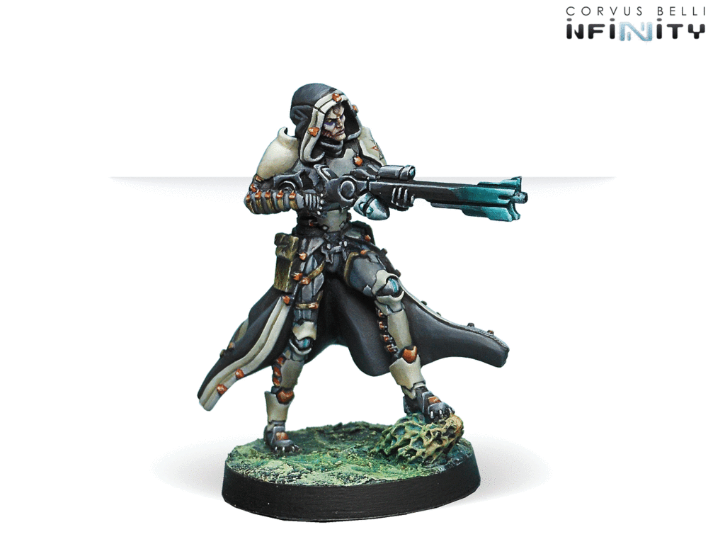 Infinity Tohaa Clipsos Unit Sniper Sinclair Games 1024x768