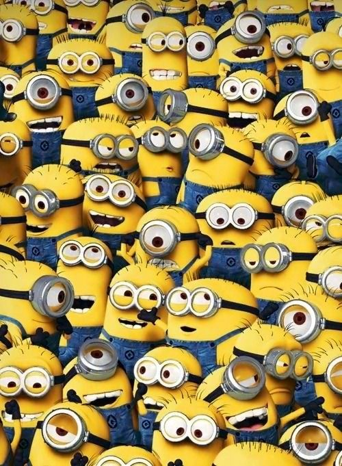 Cute Minions Wallpaper For IPads The Art Mad Wallpapers 500x681