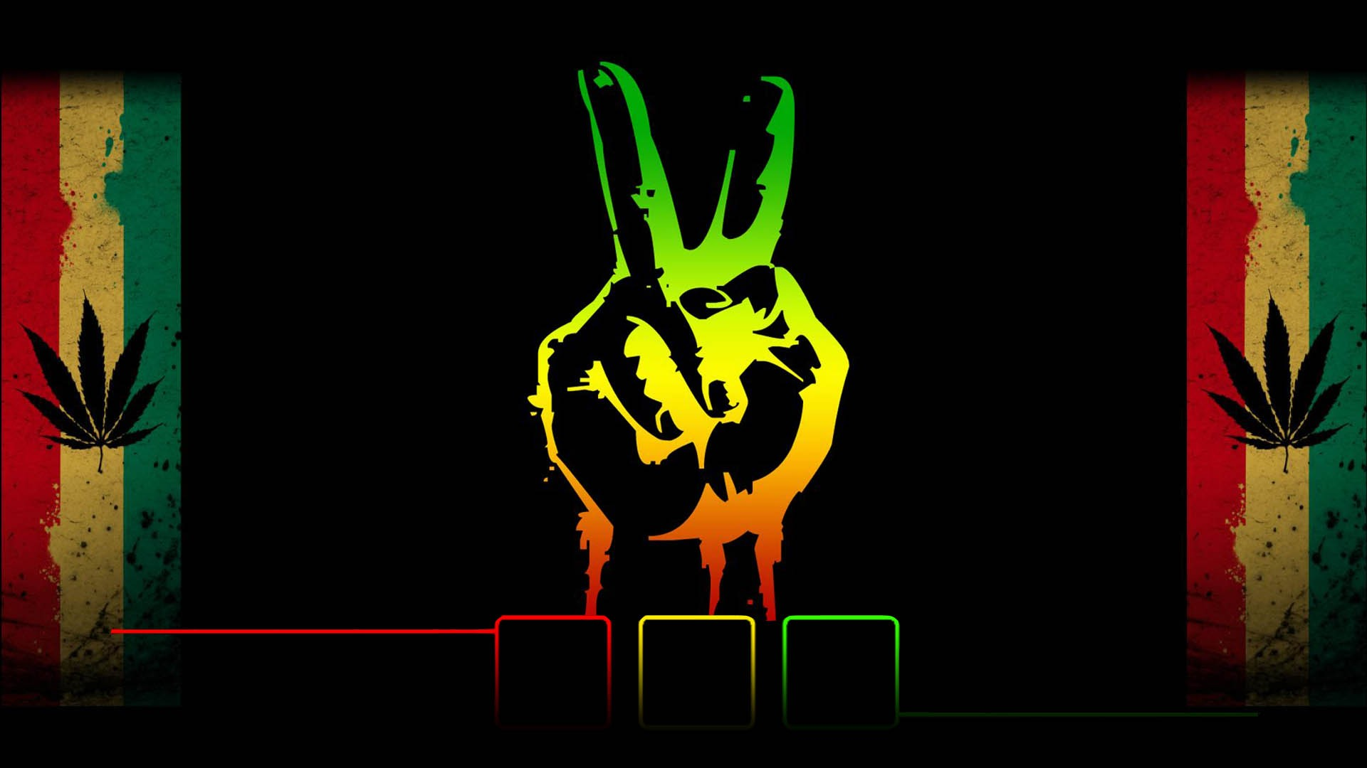 Rasta Peace Backgrounds HD wallpaper background 1920x1080