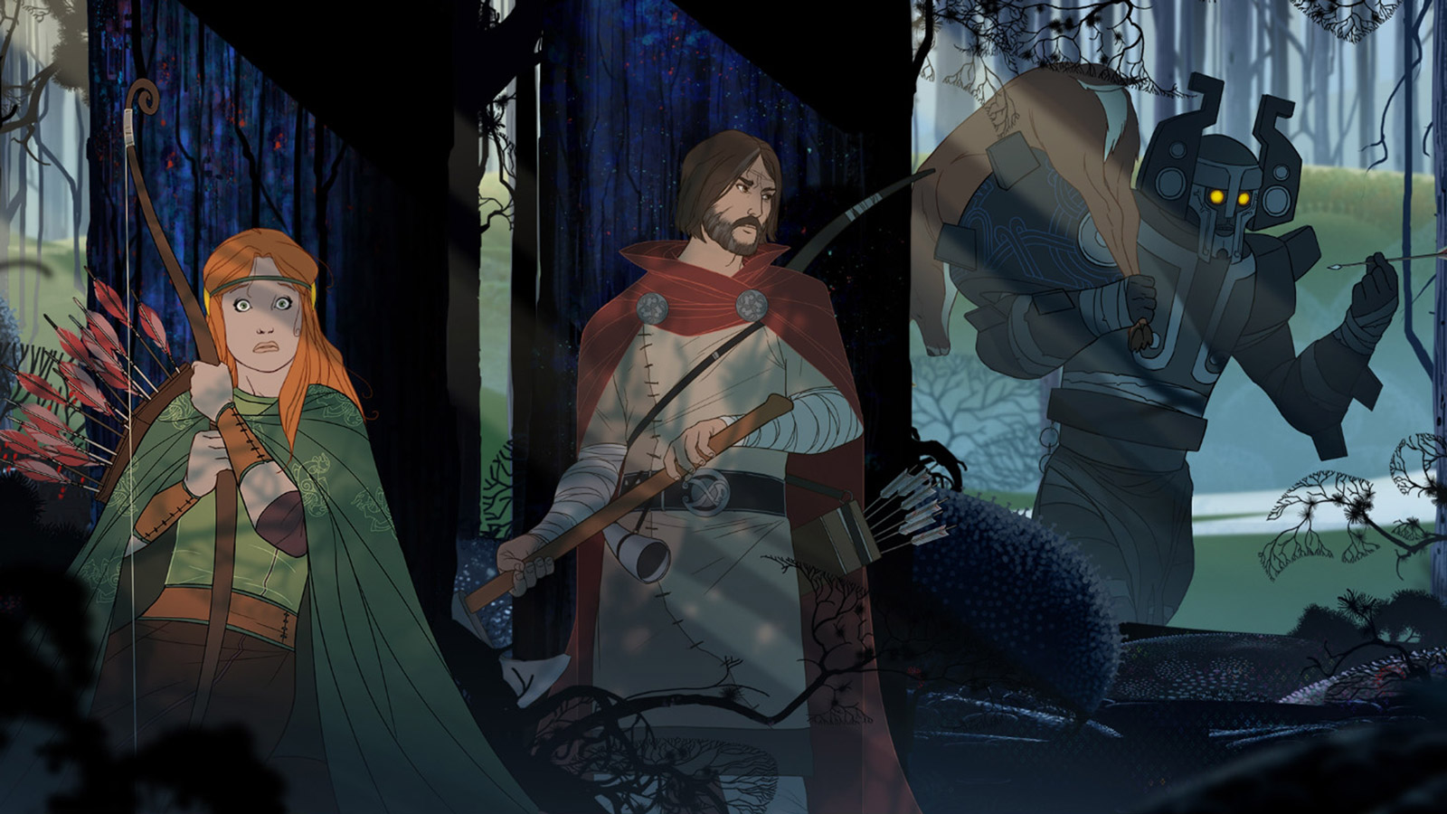 The Banner Saga Wallpaper in 1600x900 1600x900