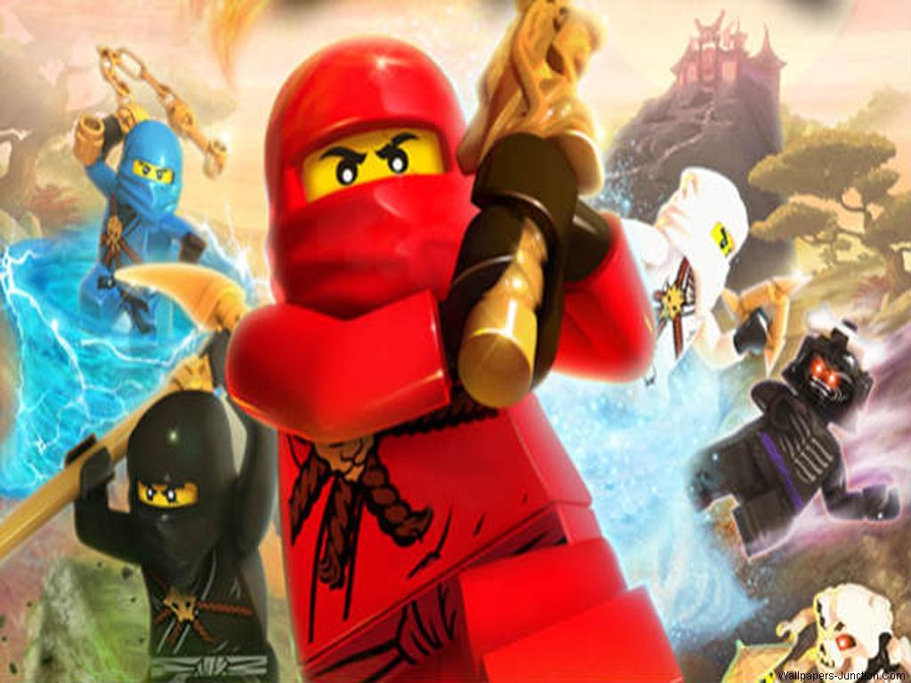 about ninjago Lego Ninjago Ninjas and Wallpapers 1024x768