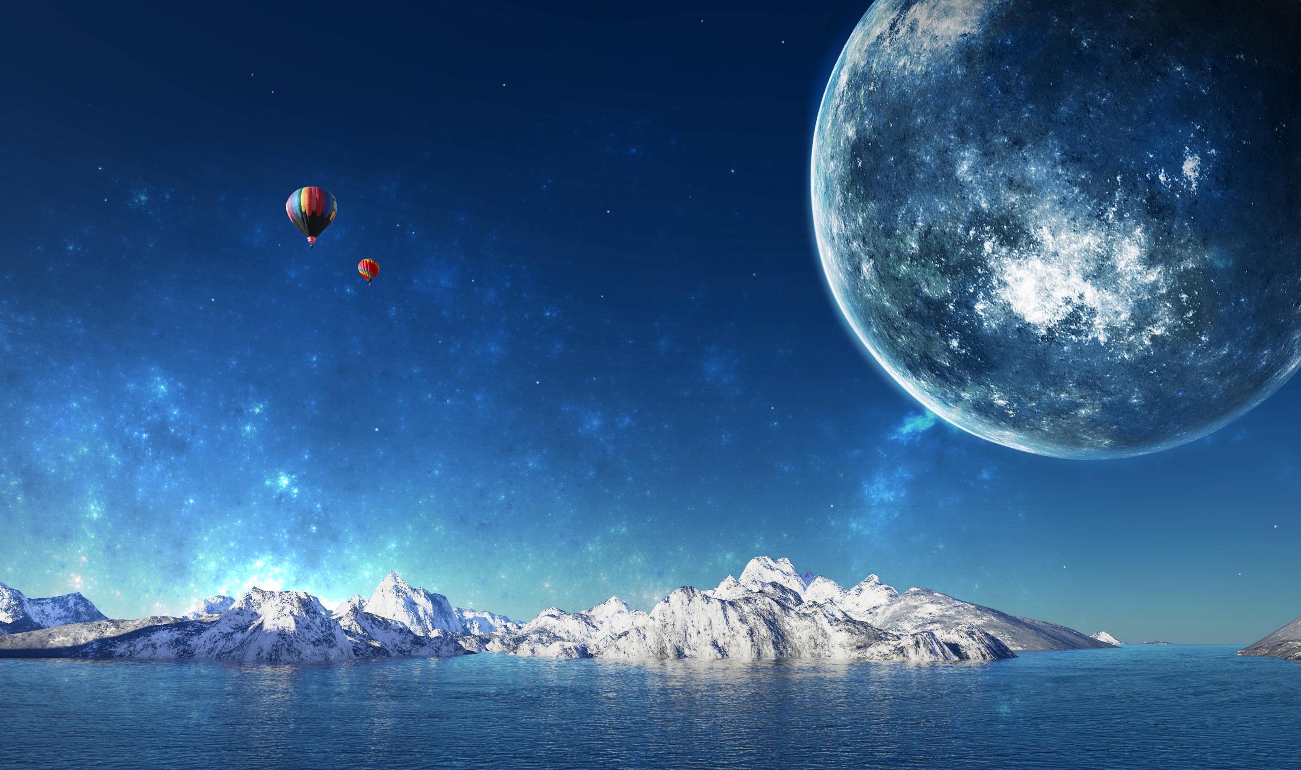 Dreamy World Wallpaper
