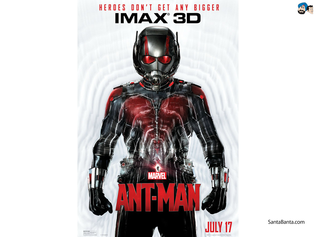 Ant Man Movie Wallpaper 5 1024x768