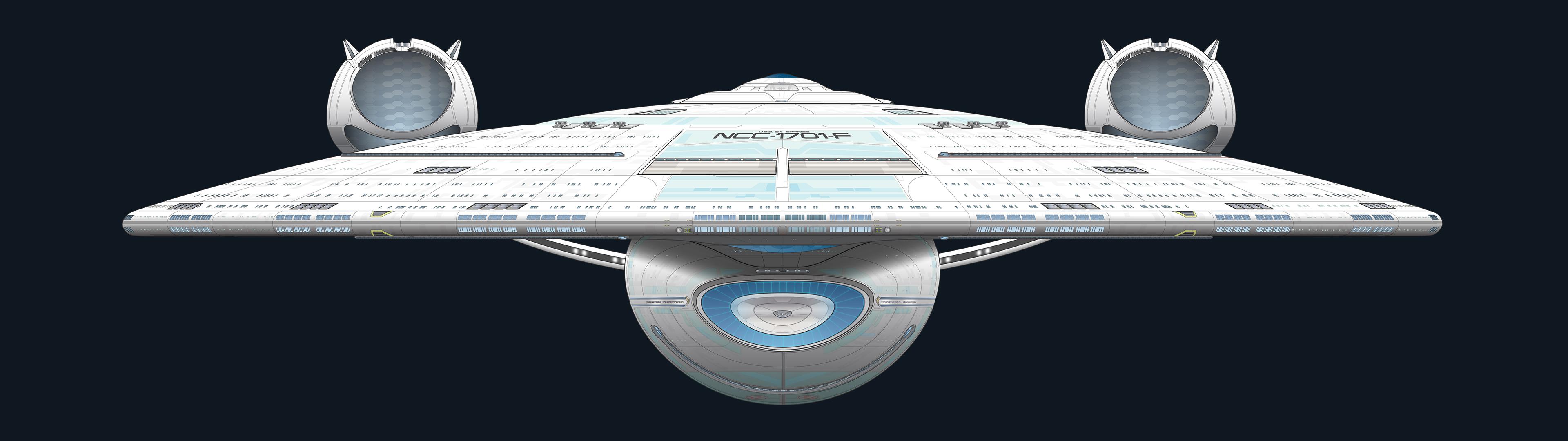 45 Star Trek Dual Screen Wallpaper On Wallpapersafari
