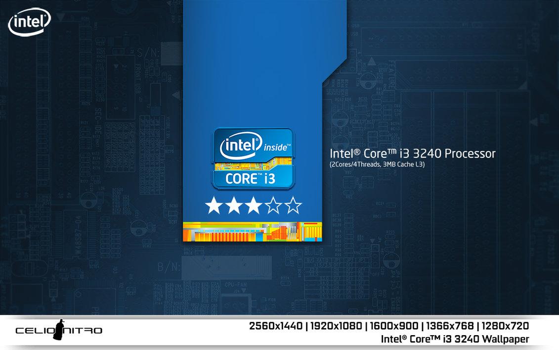 Intel Core i3 3240 Wallpaper 01 by 18cjoj 1131x707