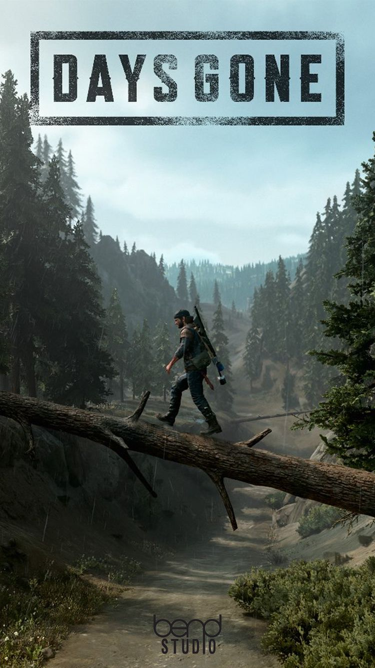 Days Gone Wallpapers   Top Days Gone Backgrounds 750x1334