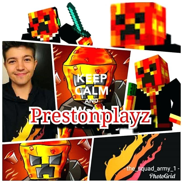 Prestonplayz   Poster Hd Wallpapers backgrounds Download 750x750