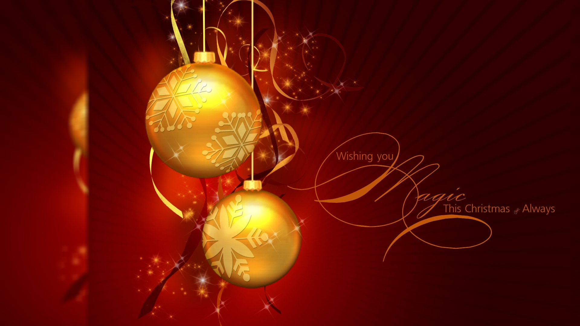 78] Desktop Christmas Backgrounds on WallpaperSafari 1920x1080