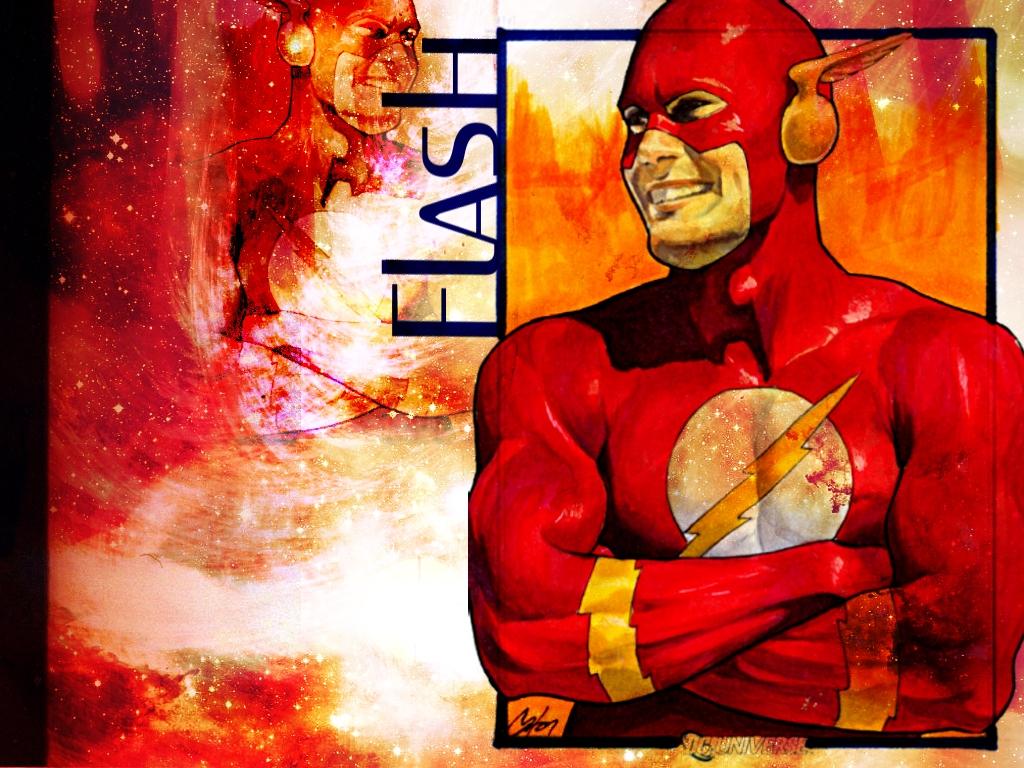 DC Comics Flash Wallpapers Flash Comics Wallpaper 16jpg 1024 x 768 1024x768
