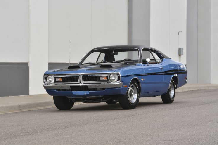 1971 Dodge Demon GSS Muscle Classic Old Original USA  01 wallpaper 736x491