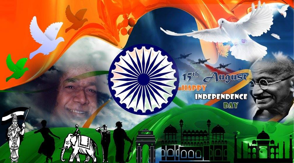 Happy 73rd Independence Day Images Indian flag HD Wallpapers 2019 1006x559