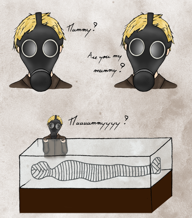 Are you my mummy by CircusMonsters 673x764