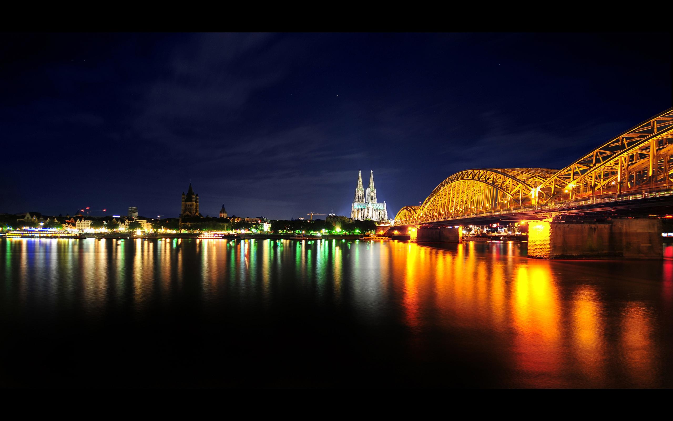 Colors of Rhine widescreen wallpaper Wide WallpapersNET 2560x1600