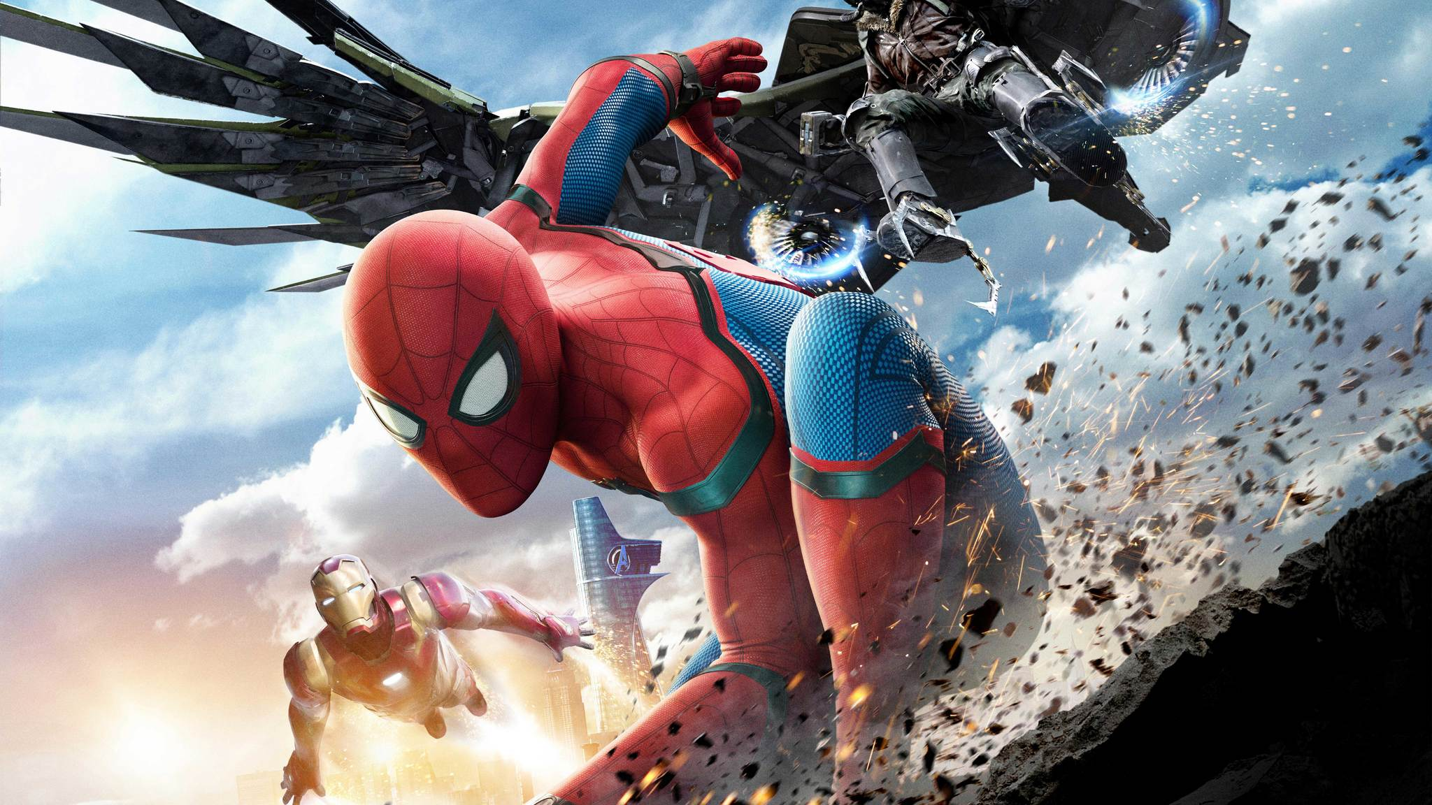 Best Spiderman Homecoming Wallpaper 2019 83700 Wallpaper 2048x1152