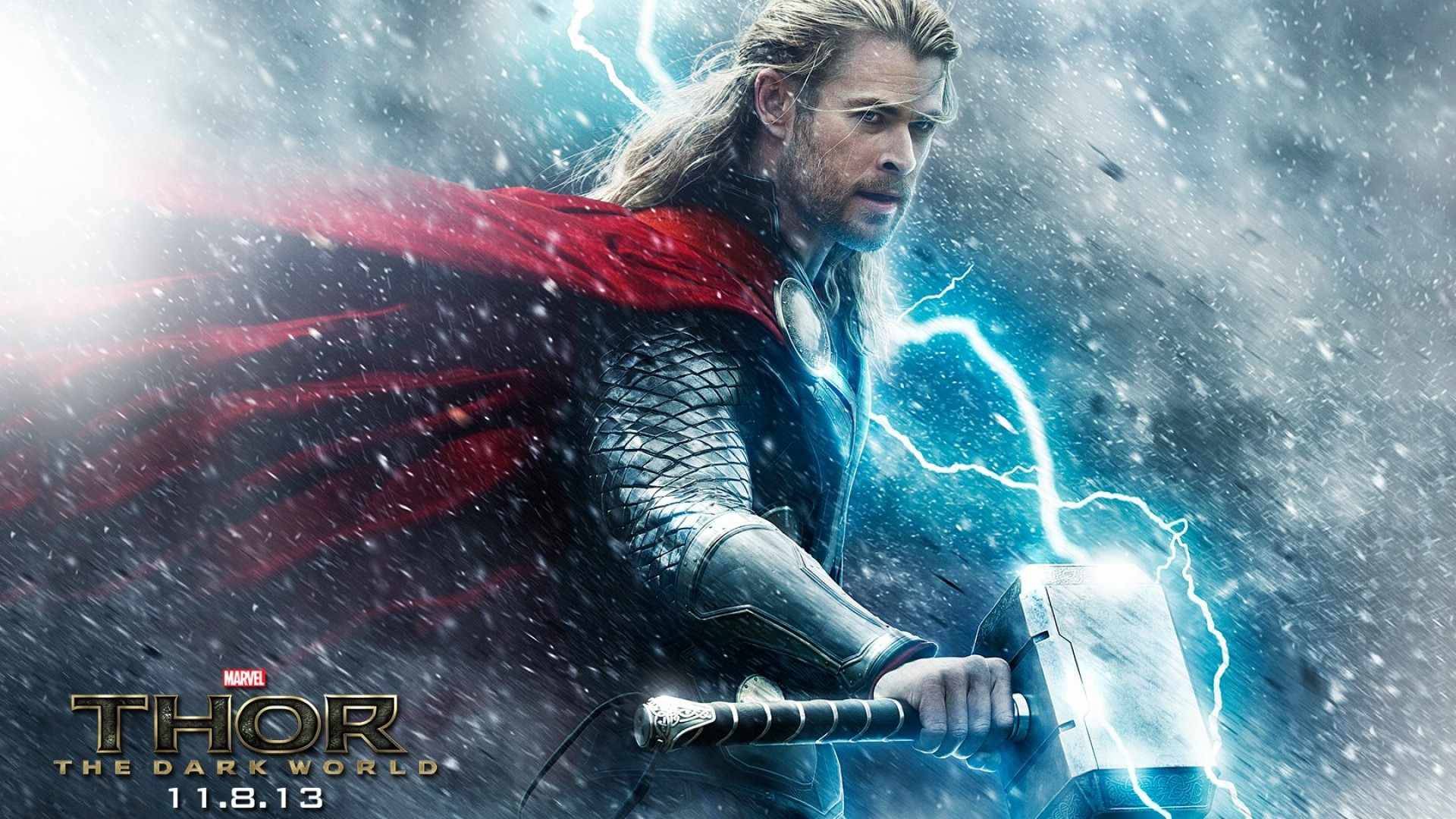 Free Download Thor The Dark World Hd Wallpaper Background Images