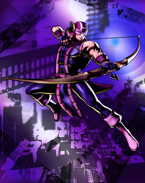 Hawkeye wallpaper by Amrock 500x630