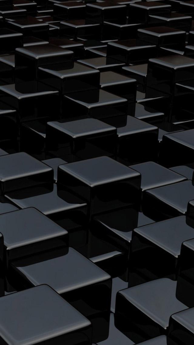 Black Cube Wallpaper - WallpaperSafari