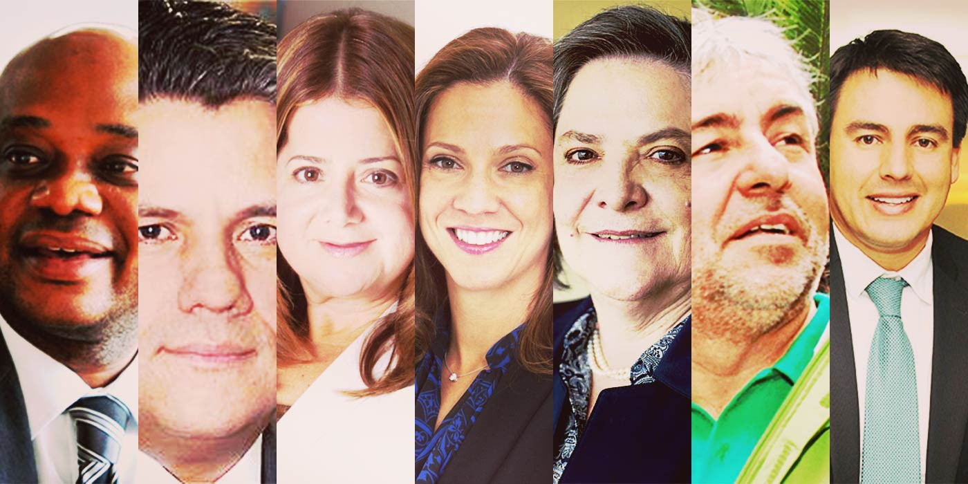 Seven new ministers take office in Colombia The City Paper Bogot 1400x700