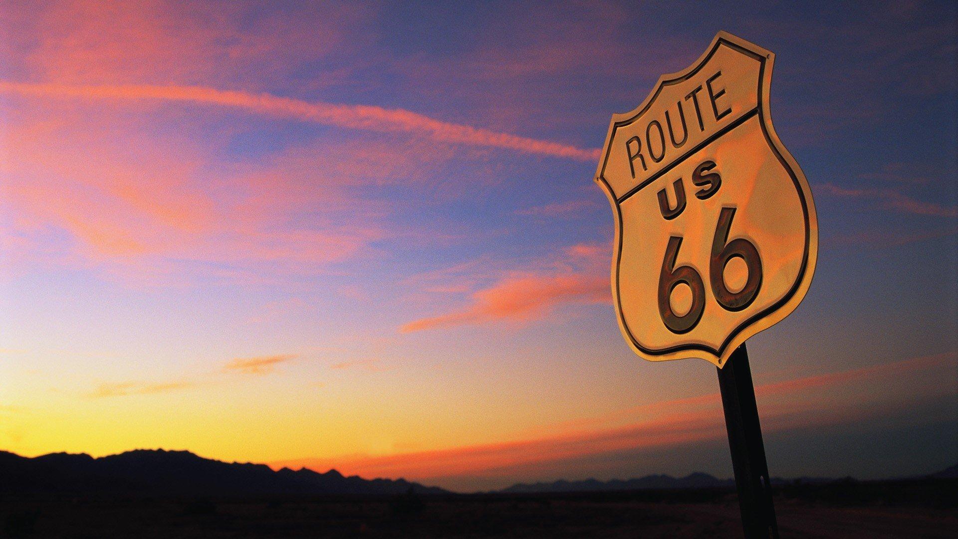 Route 66 wallpaper 1920x1080 246700 WallpaperUP 1920x1080