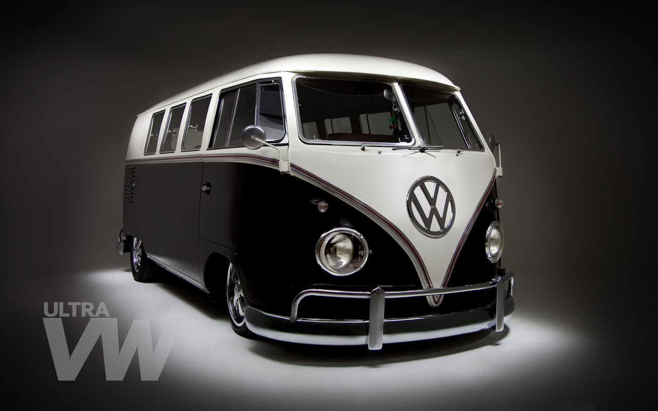 Vintage VW Wallpaper