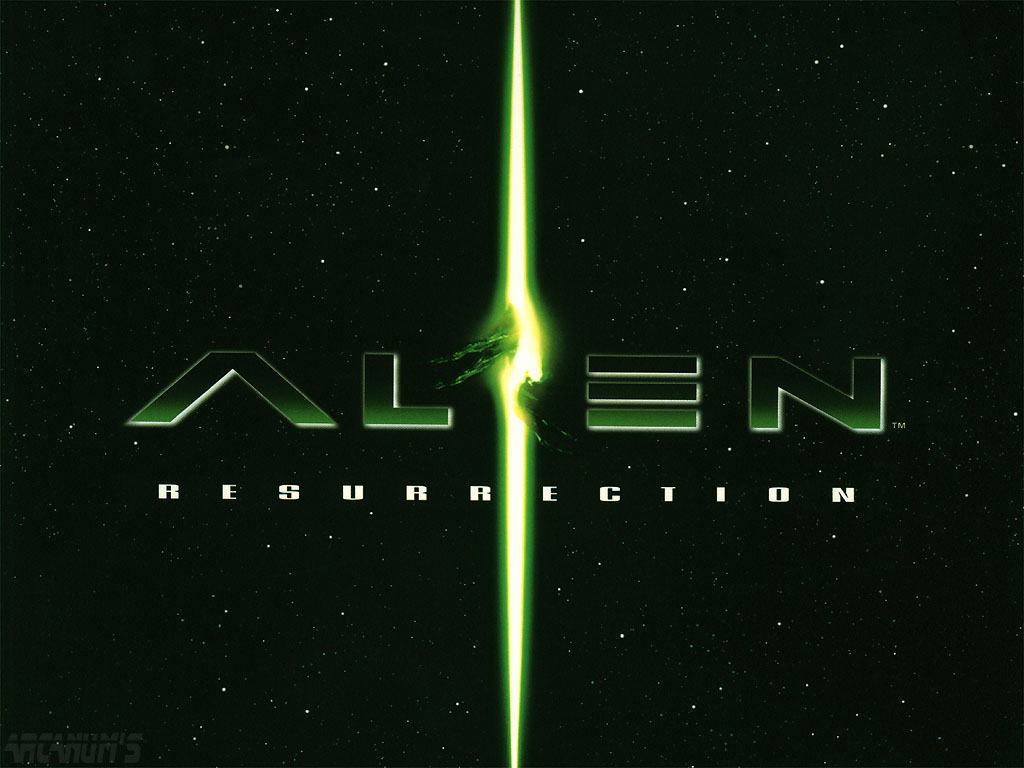 Alien Resurrection Wallpaper   The Alien Films Wallpaper 1512911 1024x768