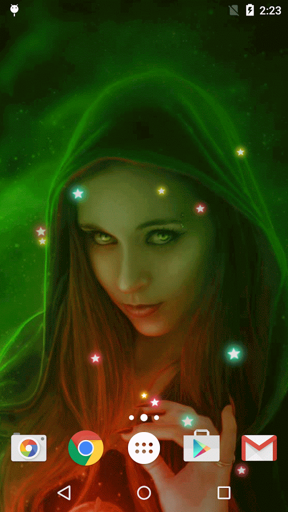 Fantasy Girl HD Wallpapers 1mobilecom 576x1024