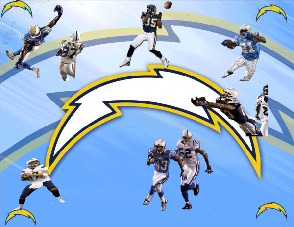 San Diego Chargers Wallpapers HD Wallpapers Early 600x463