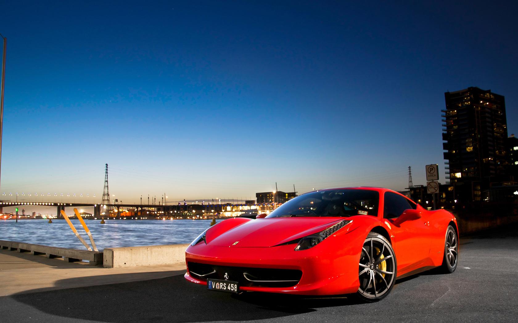 Ferrari 458 Italia wallpaper 33426 1680x1050