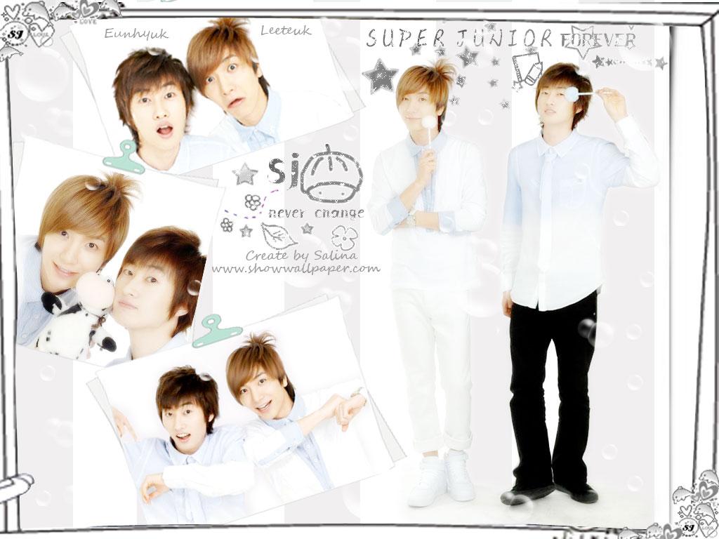 Super Junior images Eunhyuk Leeteuk HD wallpaper and background 1024x768