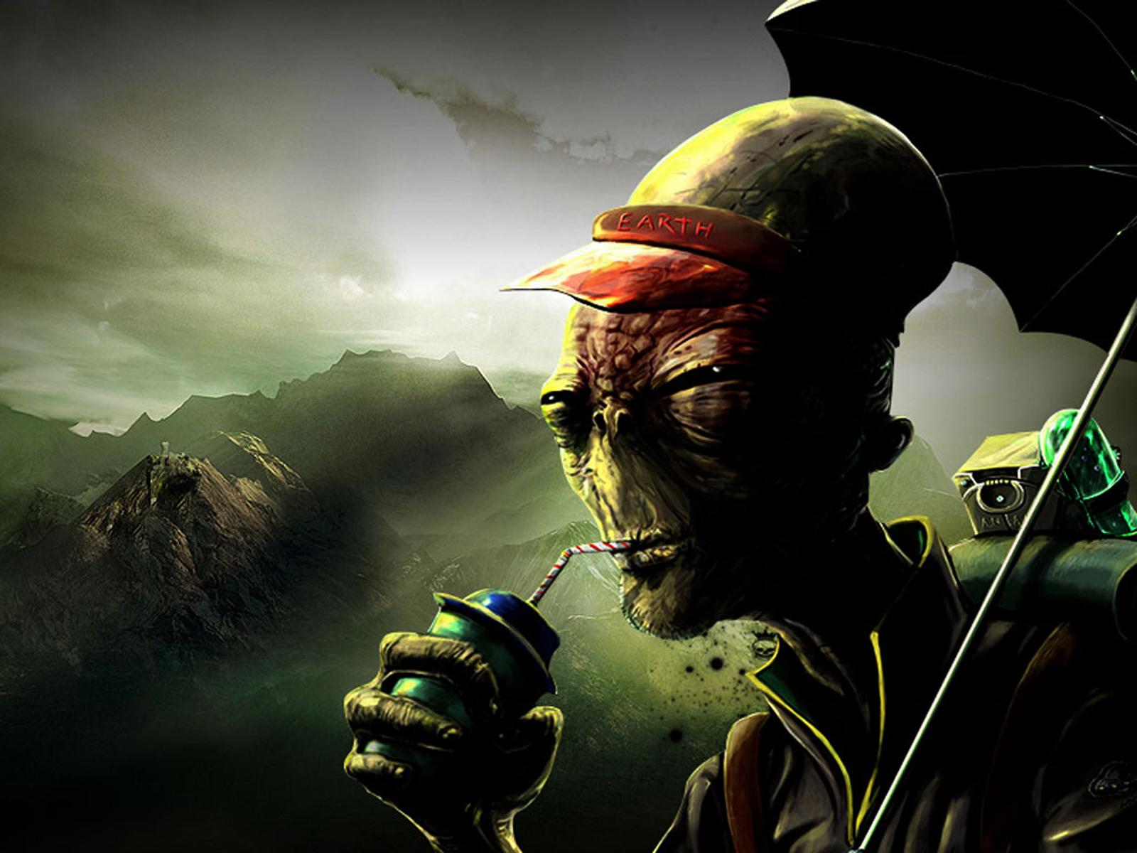Alien Poster Movies Wallpaper HD 187 3675 Wallpaper High Resolution 1600x1200