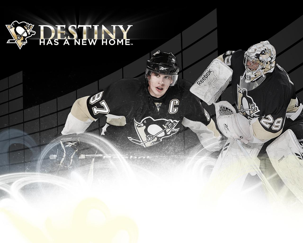 Sidney Crosby Marc Andre Fleury   Sidney Crosby Wallpaper 1280x1024