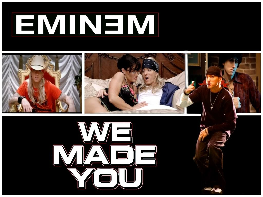 We Made A Wish And It Was You We Made: Eminem Wallpaper Screensavers