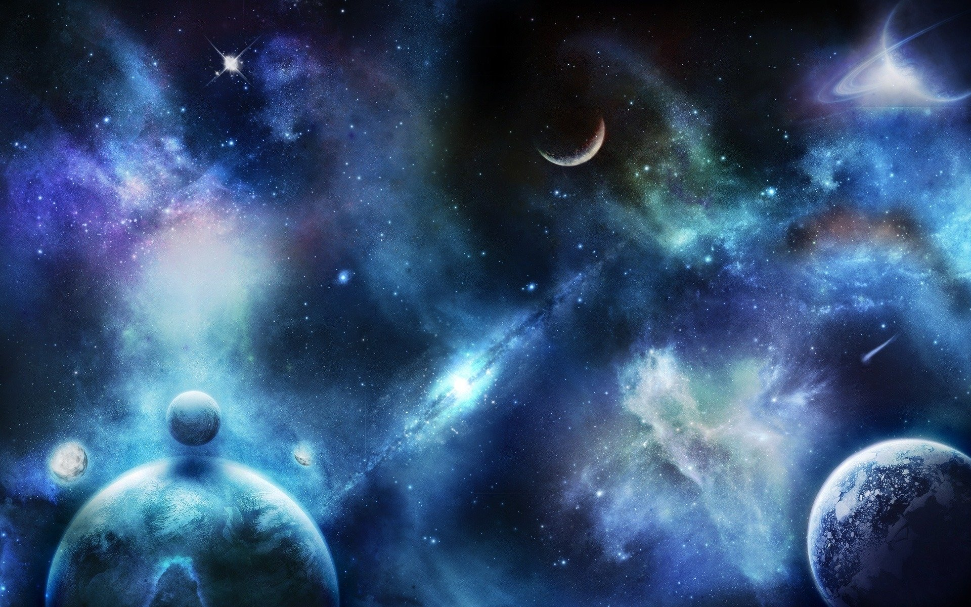 space wallpaper 3 1920x1200