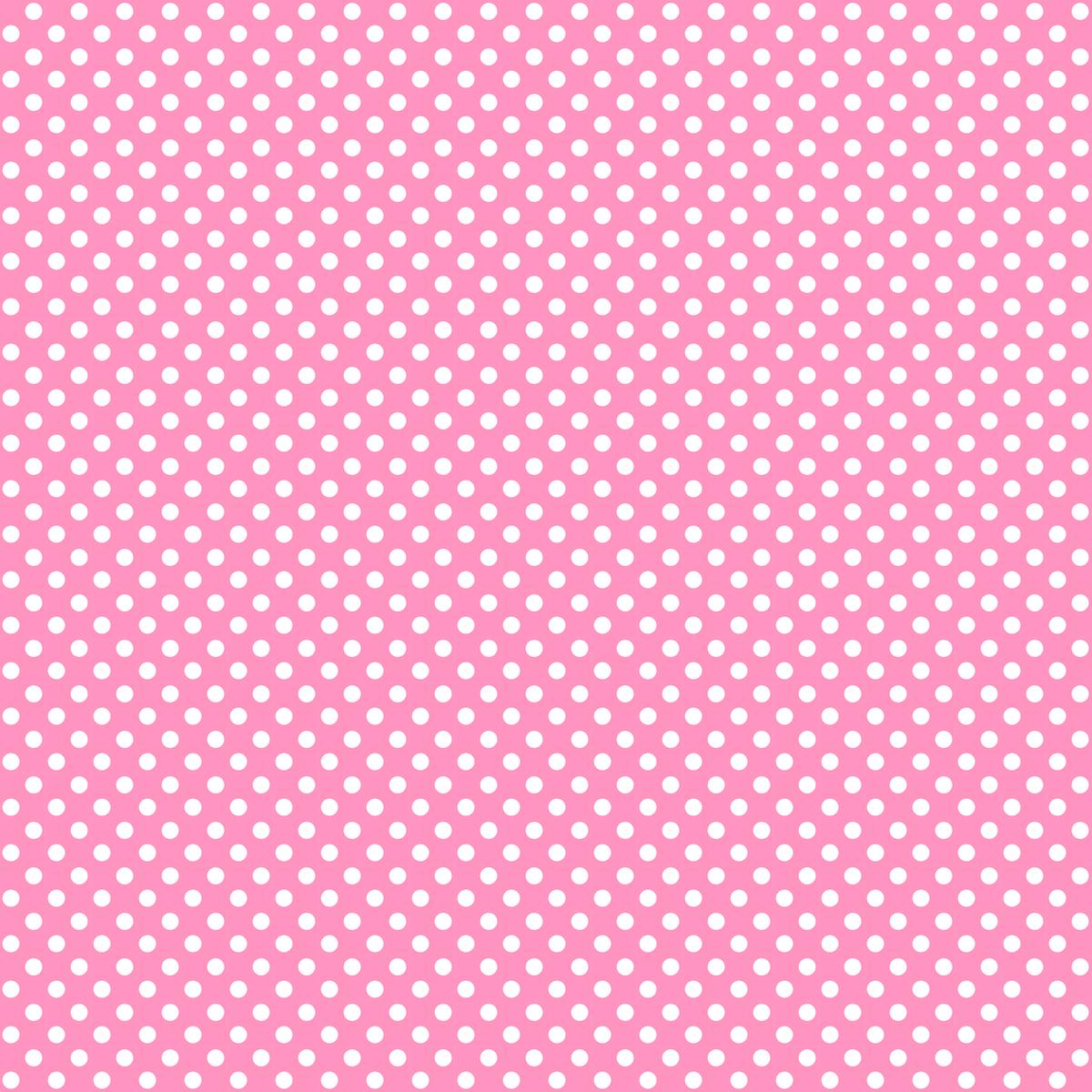 Pink Polka Dot Patterns Light Pink Polk...