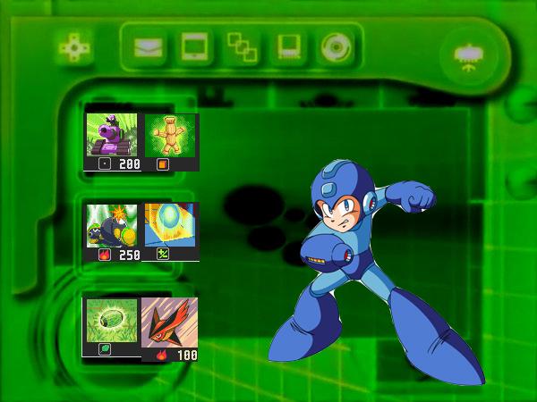 Original Megaman PET Screen by tanlisette 600x450