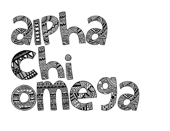 Alpha And Omega Desktop Wallpaper Bubble Letter Chi Omega 550x425