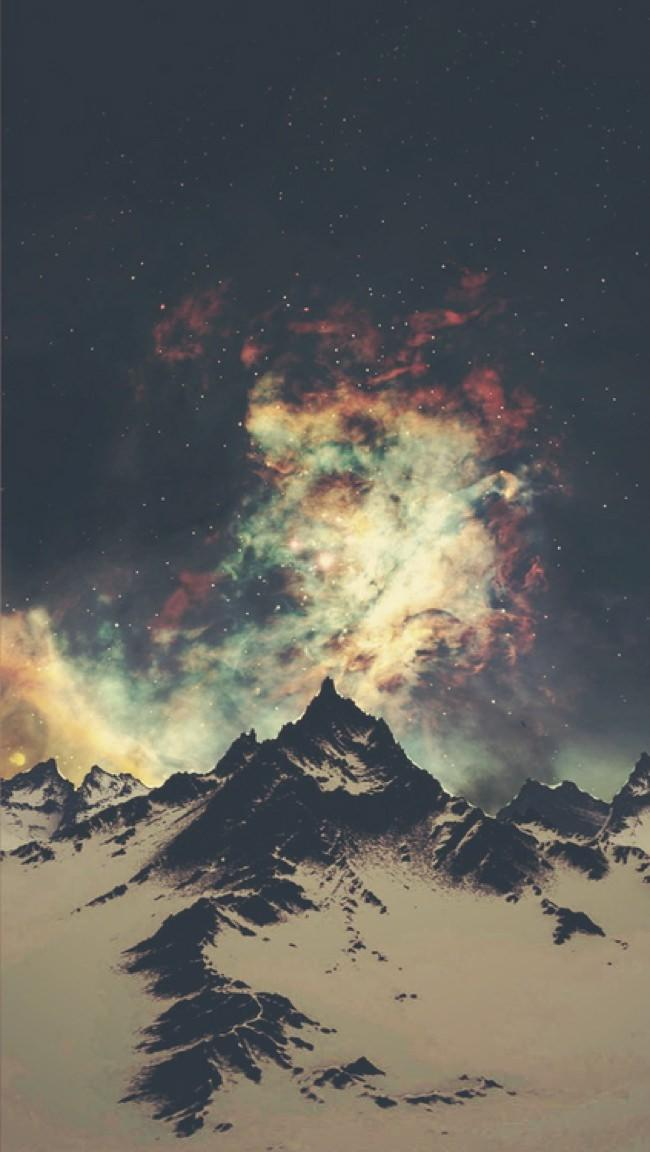 iphone 5 wallpaper galaxy tumblr by favpicsnet 650x1152