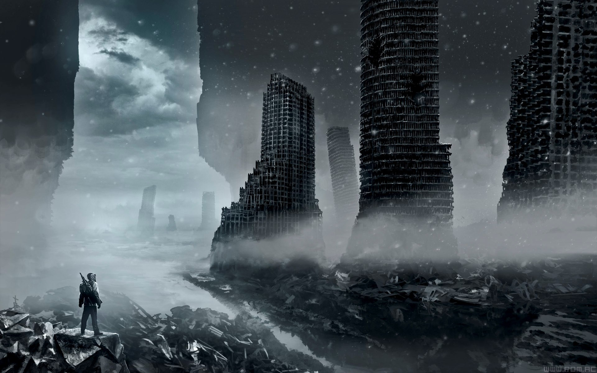 Dystopia Wallpapers 67 background pictures 1920x1200