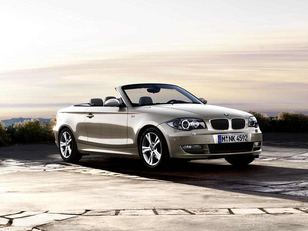 BMW 1 Series Convertible Wallpapers for PC BMW Automobiles 1024x768