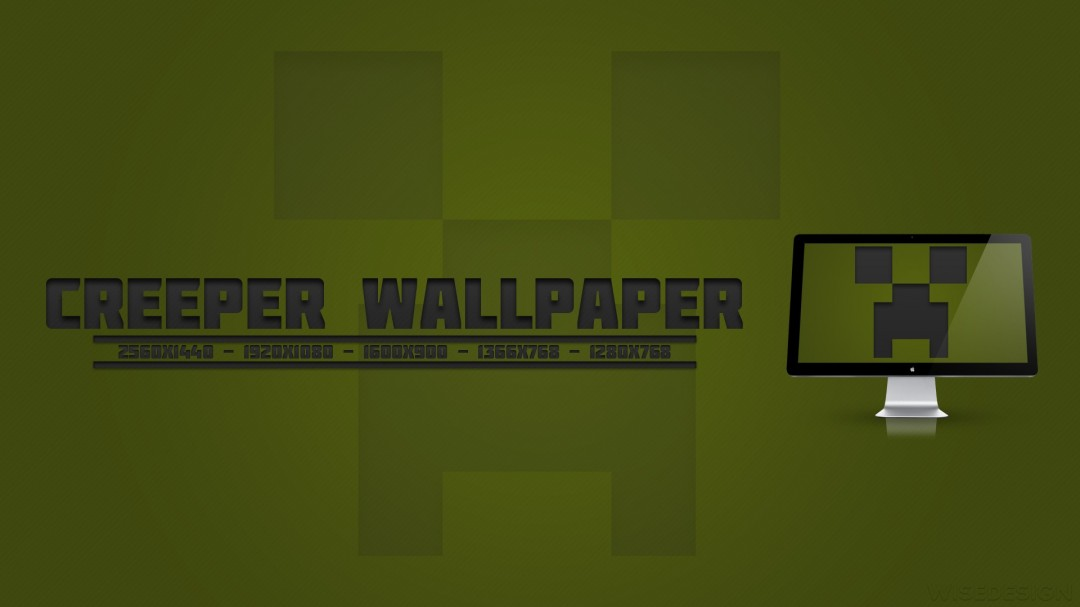 Minecraft Creeper Wallpapers for Computer HD Wallpaper 1080x607jpg 1080x607