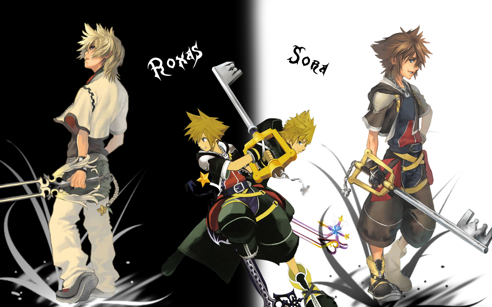 1680x1050px Kingdom Hearts Sora Wallpaper Wallpapersafari