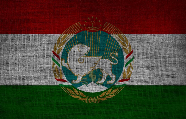 Wallpaper Flag Emblem Tajikistan Texture Tajikistan images for 1332x850