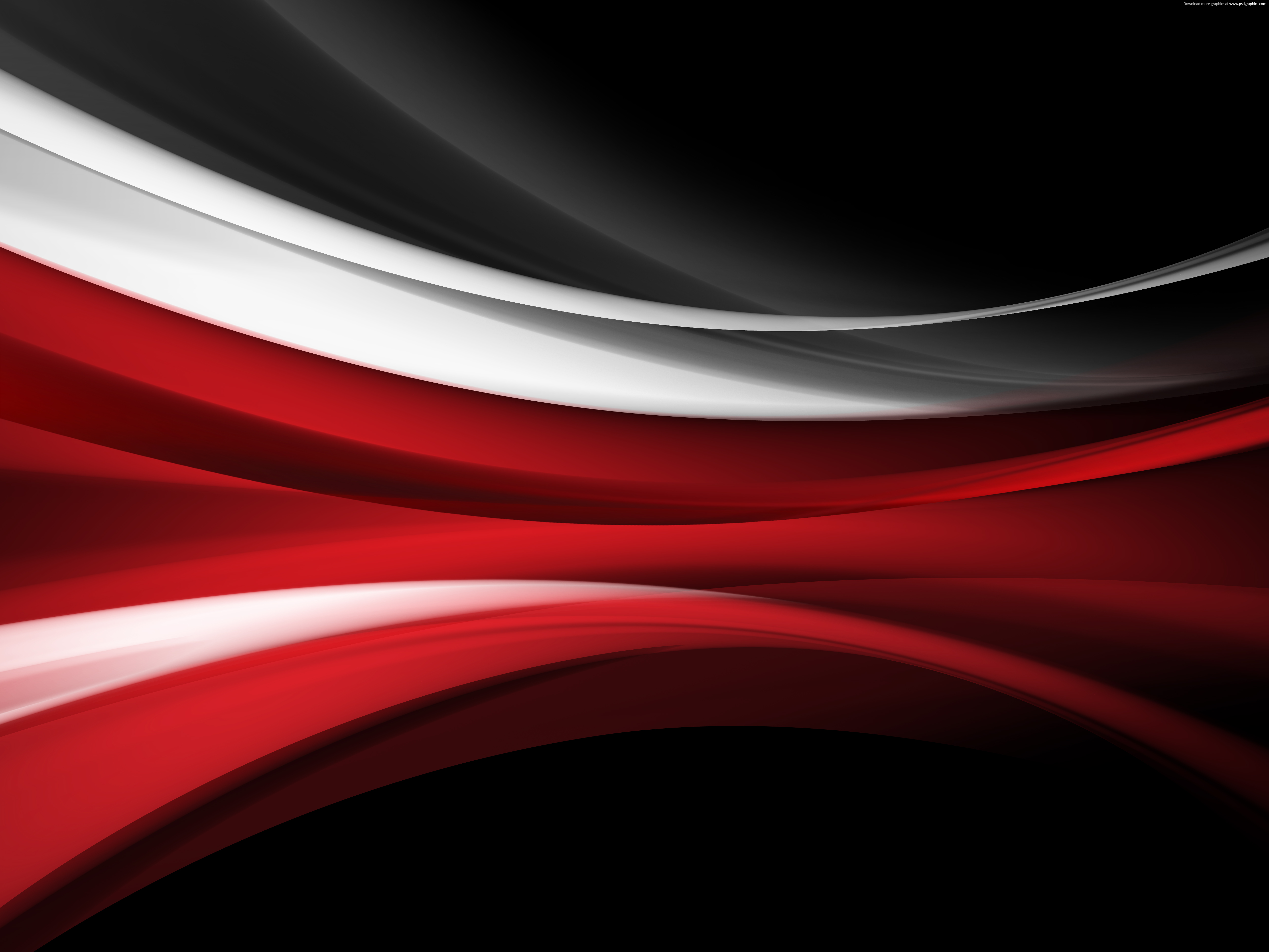 Red light trails background PSDGraphics 5000x3750