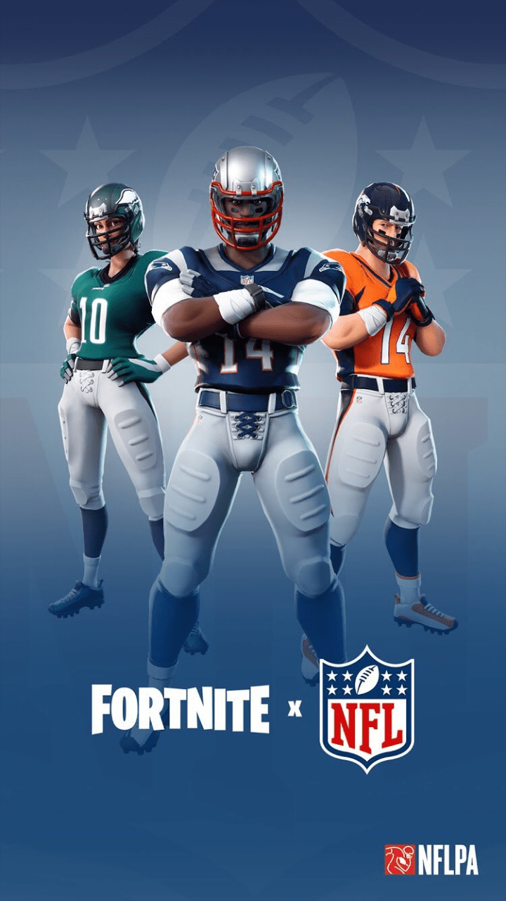 Free Download 11 Football Fortnite Skins Wallpaper For Iphone Android And 720x1280 For Your Desktop Mobile Tablet Explore 24 Football Fortnite Skins Wallpapers Football Fortnite Skins Wallpapers Fortnite Skins