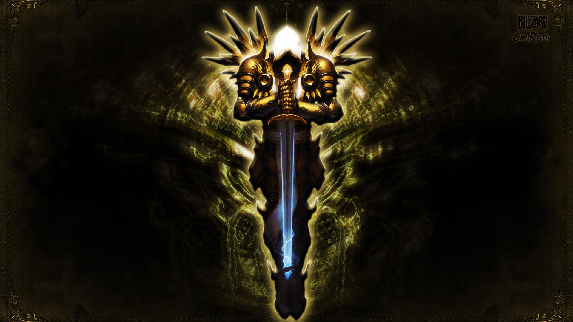 2012 Diablo 3 Tyrael Wallpapers - HD Wallpapers 98151