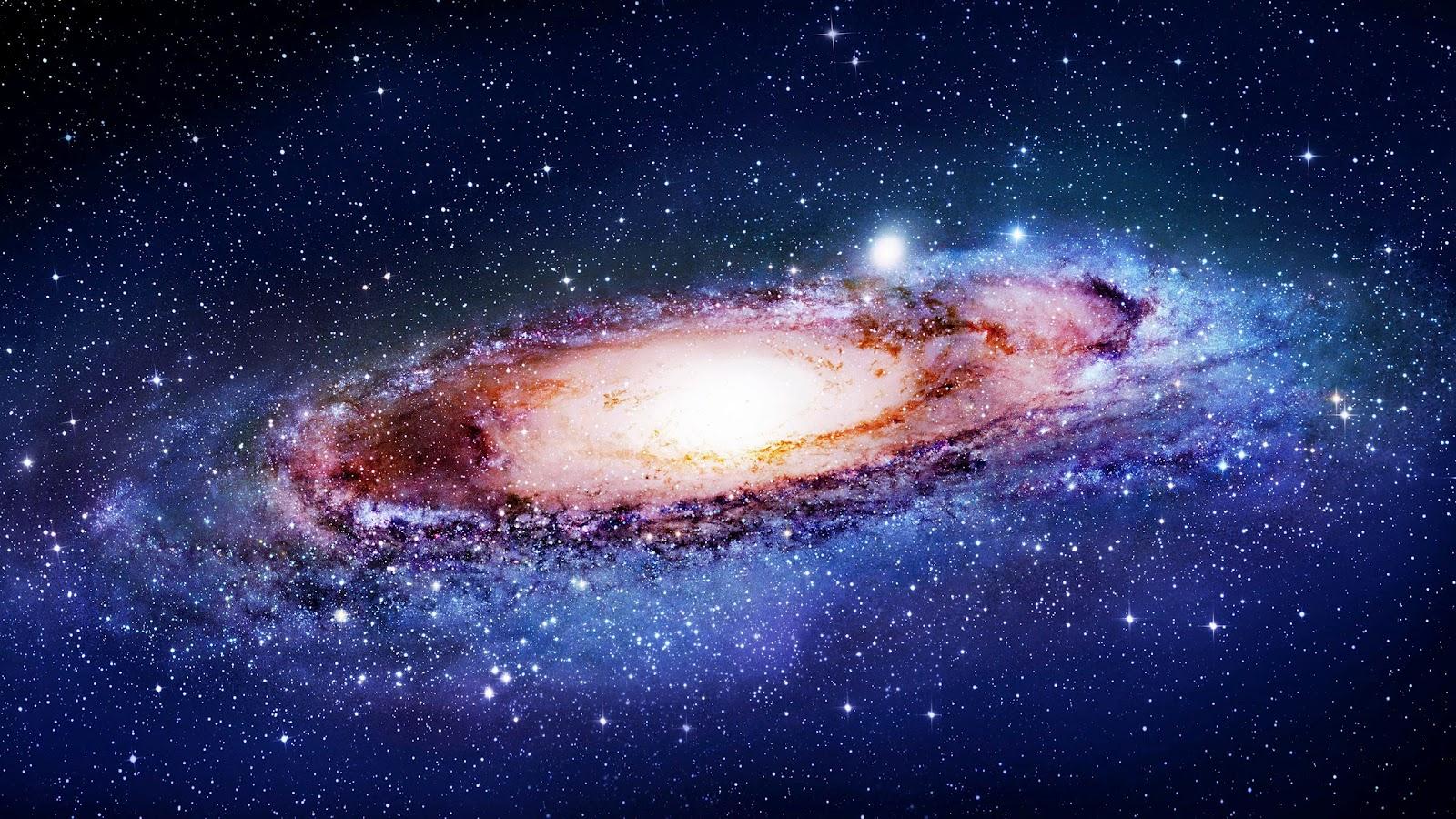 Galaxy Computer Wallpaper Download Andromeda Galaxy 1600x900