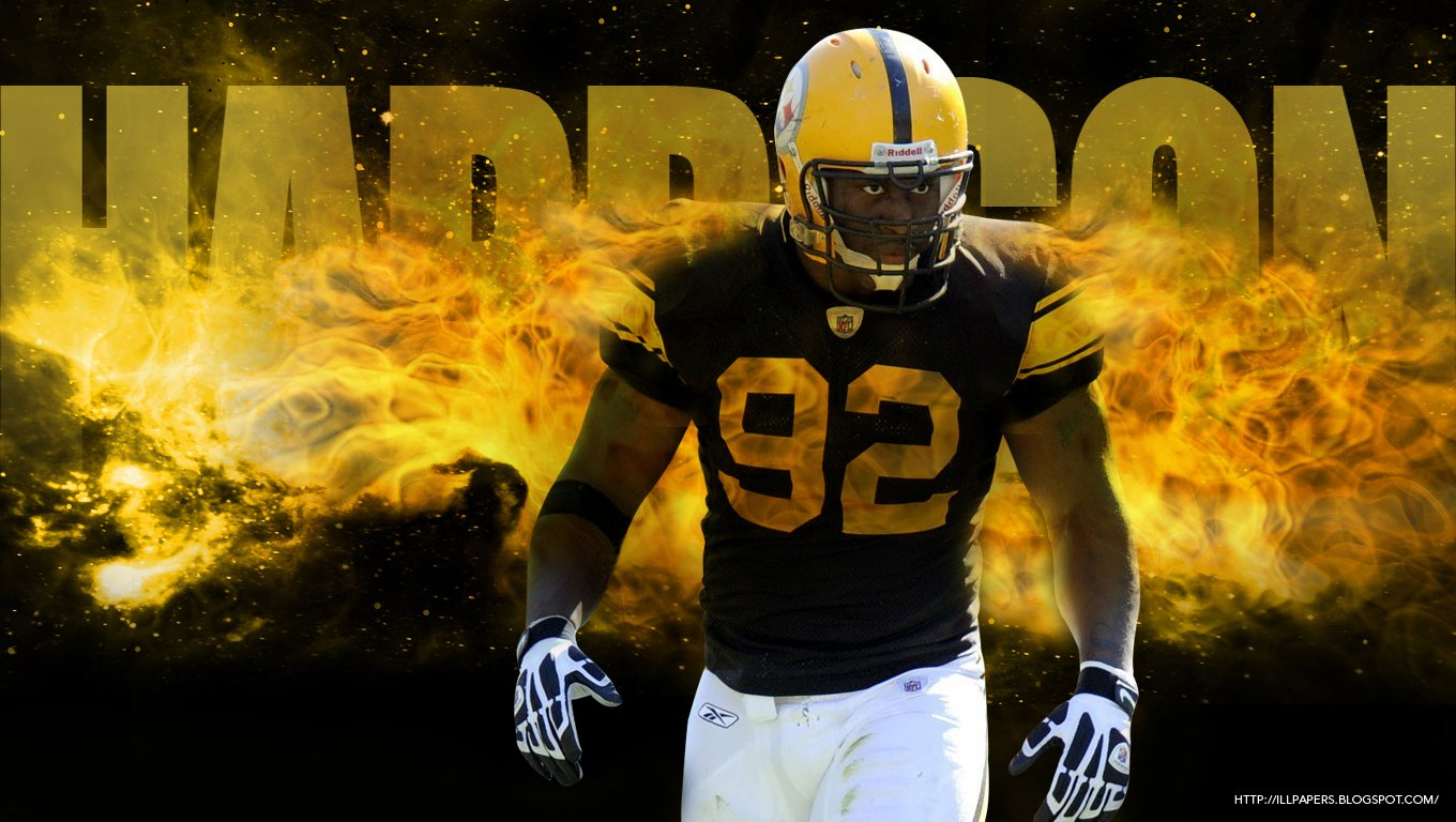 Videos Wallpapers Backgrounds More Pittsburgh Steelers Wallpapers 1360x768