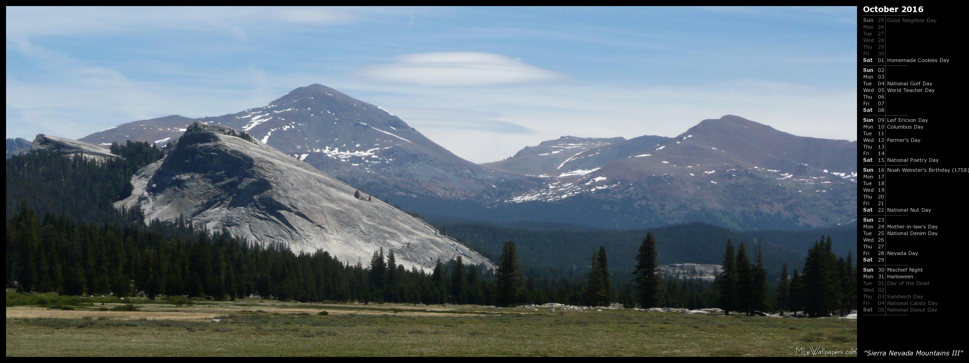 Free Download This Picture Of The Sierra Nevada Mountains
